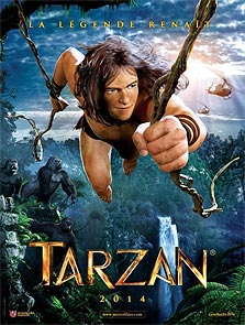 A scene from Tarzan