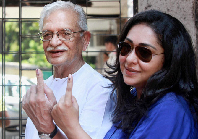 Gulzar and Meghna