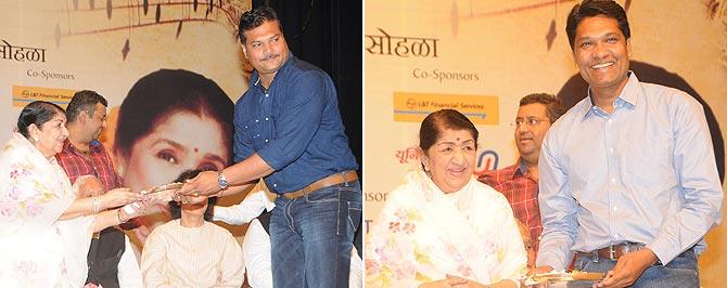Dayanand Shetty, Aditya Shrivastava