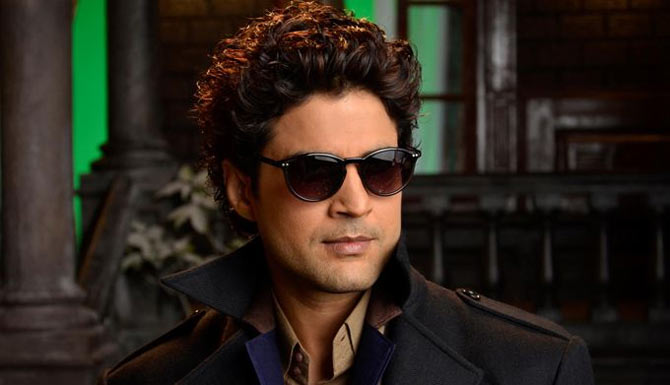 Rajeev Khandelwal in Samrat & Co