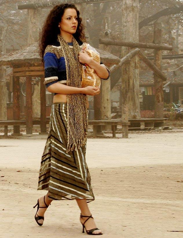Kangna Ranaut in Gangster
