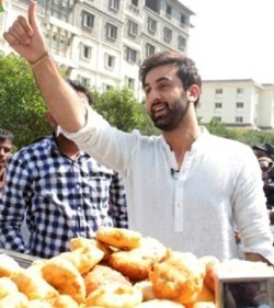 Ranbir Kapoor in Mission Sapne