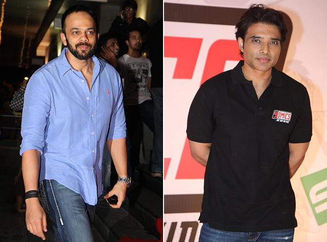 Rohit Shetty, Uday Chopra