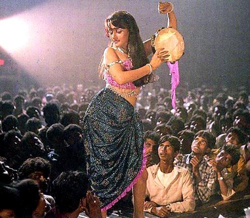 Madhuri Dixit in Tezaab