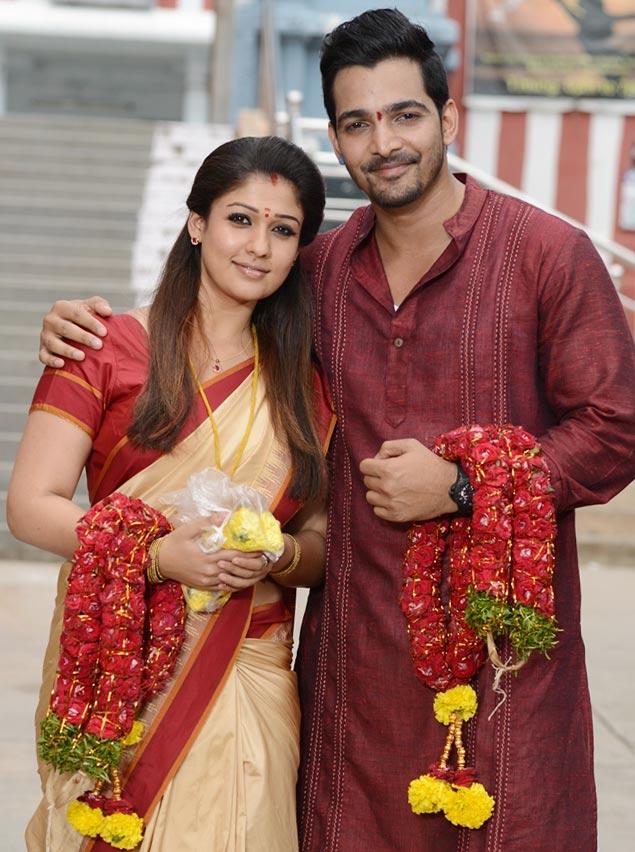 Nayanathara and Harshvardhan Rane in Anamika