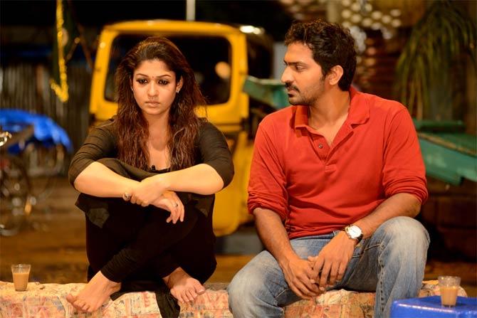 Nayanthara and Harshvardhan Rane in Anamika