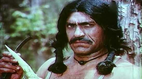 Amrish Puri in Nishaan