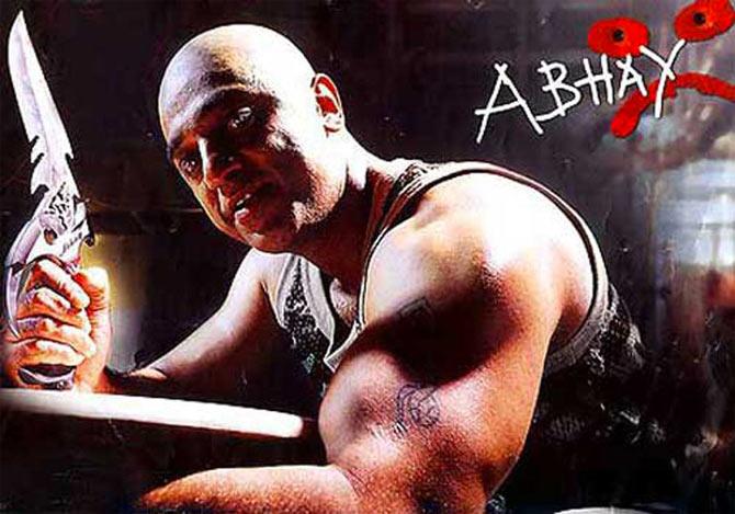 Kamal Haasan in Abhay