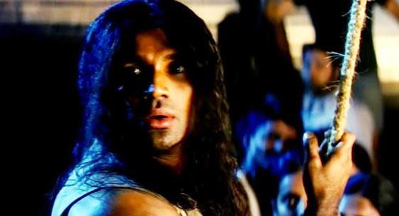 Suniel Shetty in Rudraksh