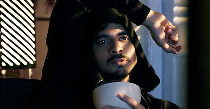 Tahir Raj Bhasin in Mardaani