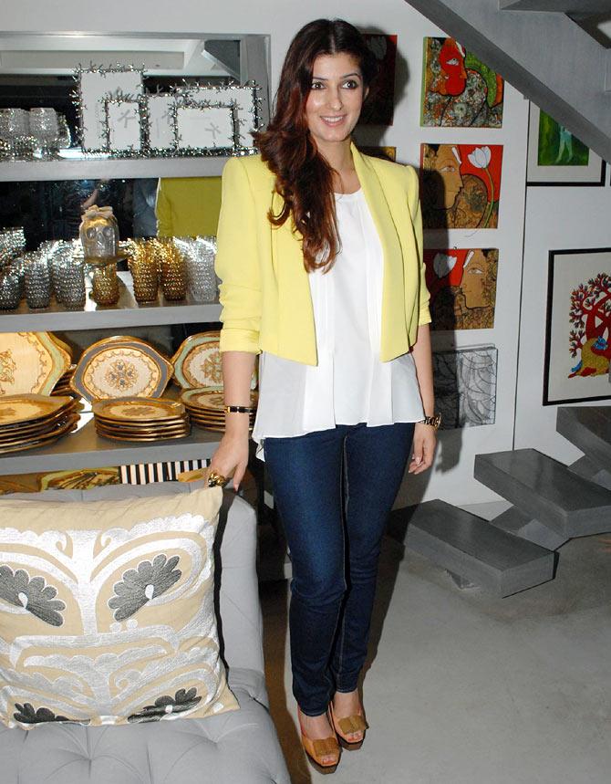 Twinke Khanna