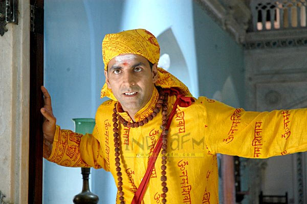Akshay Kumar in Bhool Bhulaiyaa