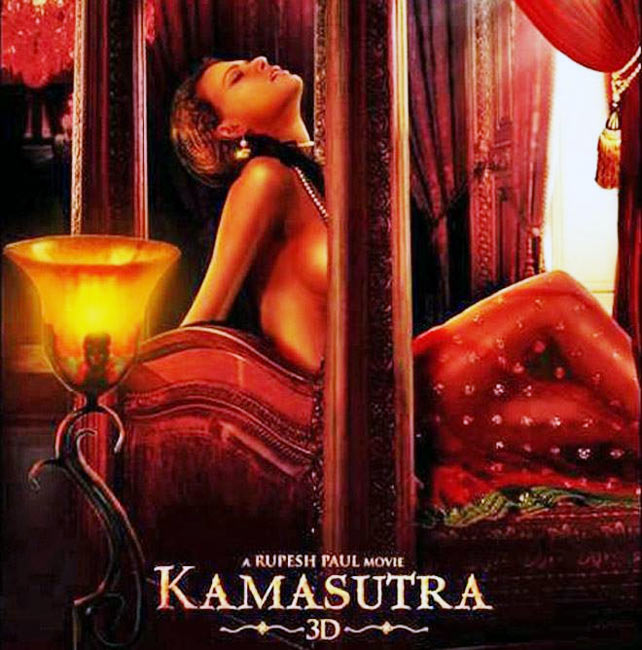 Movie poster of Kamasutra 3D