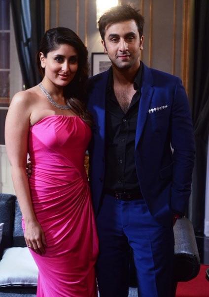 Kareena Kapoor khan and Ranbir Kapoor on Koffee With Karan