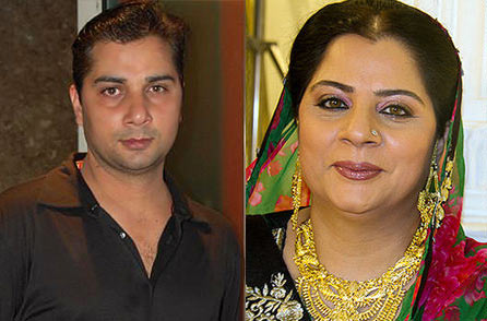 Varun Badola and Alka Kaushal