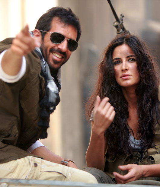 Kabir Khan and Katrina Kaif