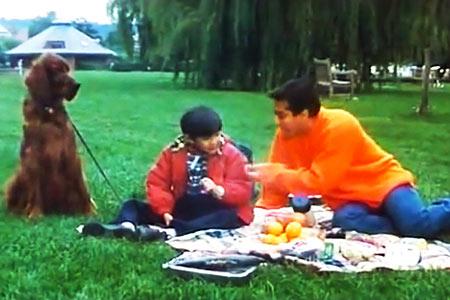 Salman Khan and Aditya Narayan in Jab Pyaar Kisise Hota Hai