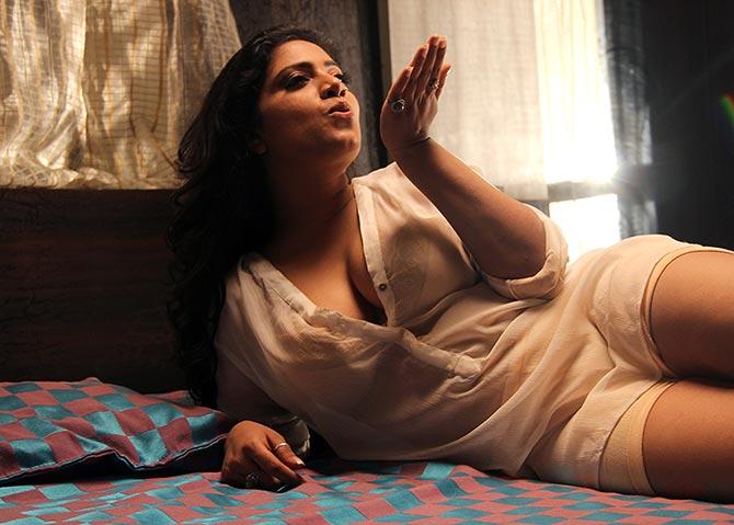 Kavita Radheysham in Main Hoon Rajinikanth