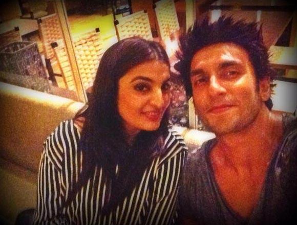 Ranveer and Rithika Singh