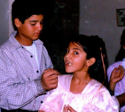 Anushka and Karnesh Sharma