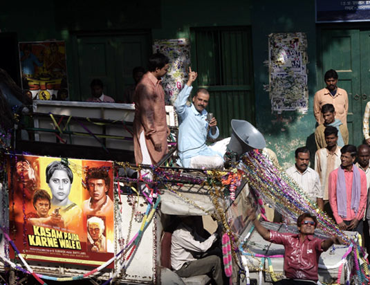 Gangs Of Wasseypur is a revenge drama set against the backdrop of the coal mafia.