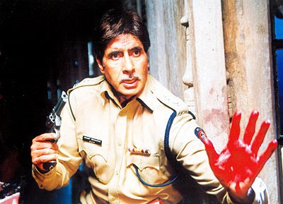 Amitabh Bahchan in Khakee
