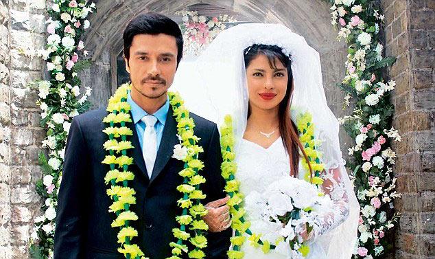 Darshan Kumar and Priyanka Chopra in Mary Kom