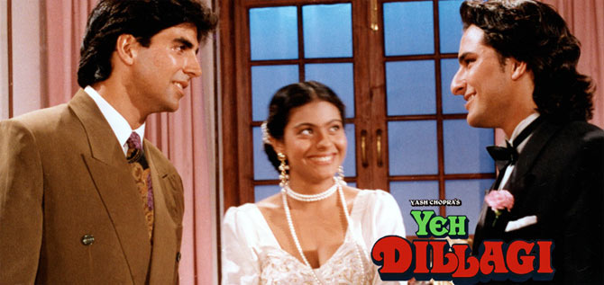 Movie poster of Yeh Dillagi