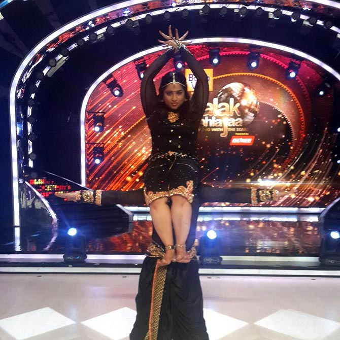 Malishka Mendonsa on Jhalak Dikhhla Jaa