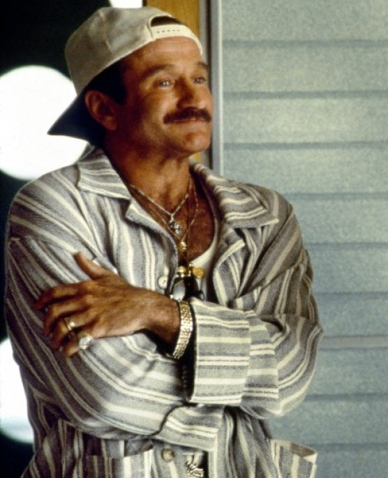 Robin Williams in The Birdcage