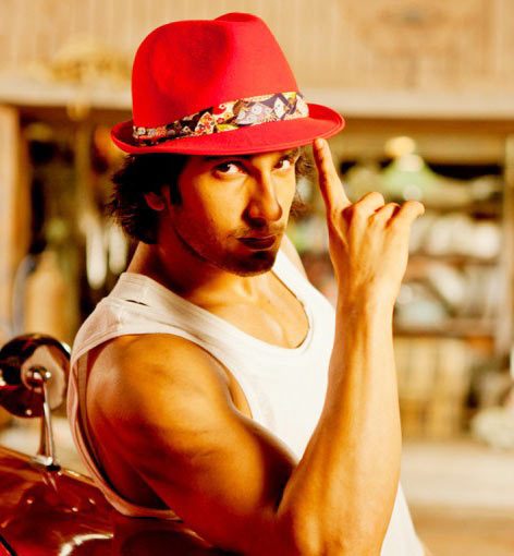 Ranveer Singh in Ladies vs Ricky Behl