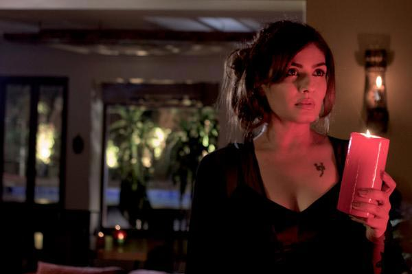 Raveena Tandon in Shab
