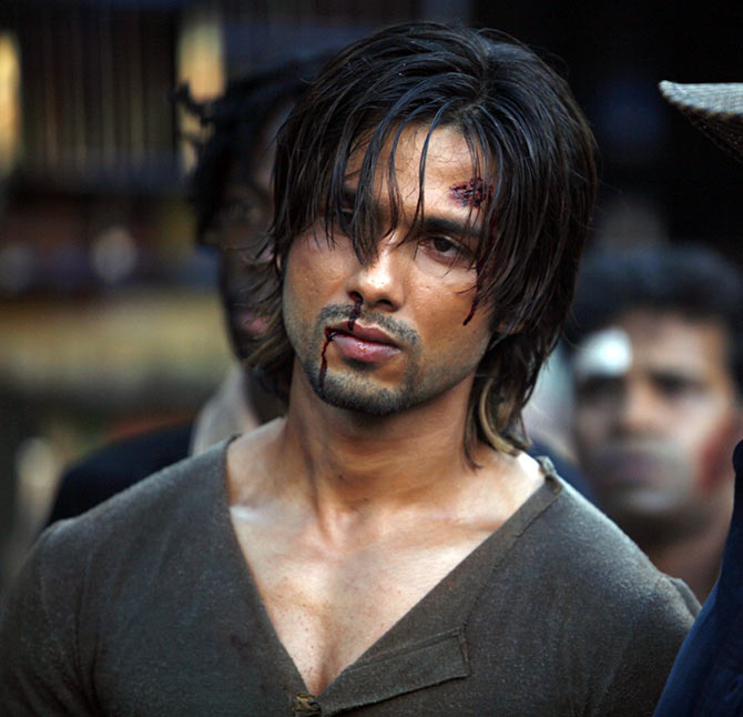 Shahid Kapoor in Kaminey
