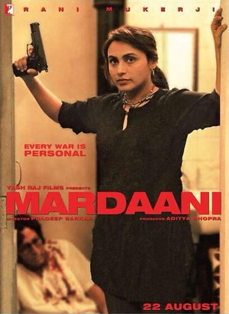 The Mardaani poster
