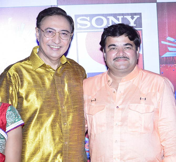 Anang Desai and Prashant Damle