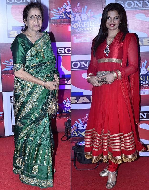 Usha Nadkarni and Deepshikha