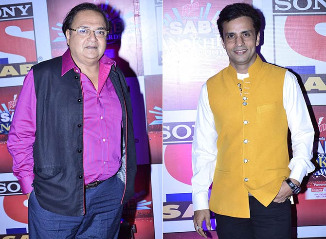 Rakesh Bedi and Rajeev Thakur