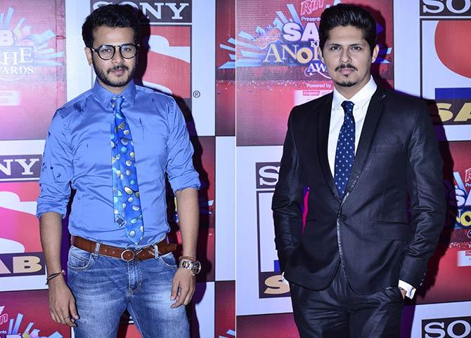 Jay Soni and Vishal Malhotra