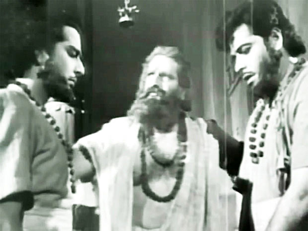 A scene from Anand Math