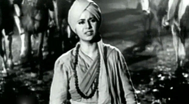 Geeta Dutt in Anand Math