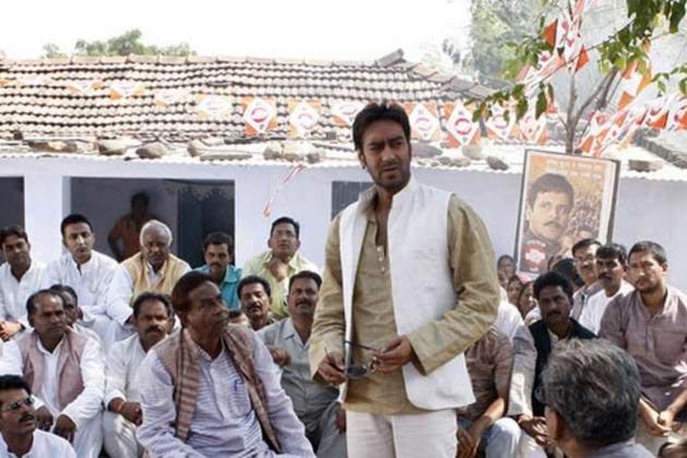 Ajay Devgn in Raajneeti