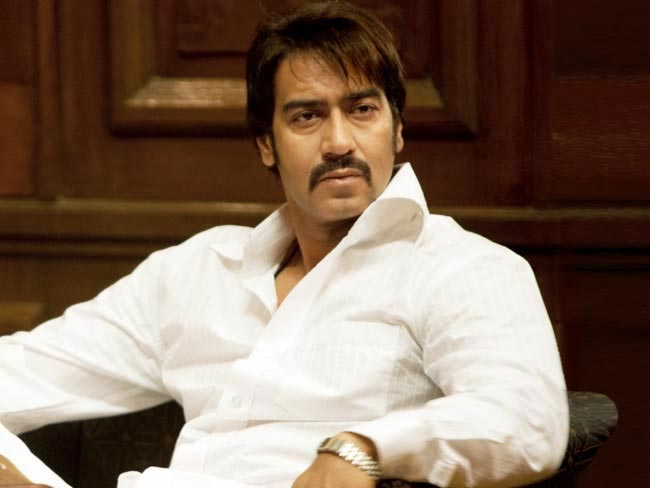 Ajay Devgn in Once Upon A Time In Mumbaai