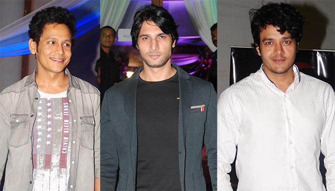 Abhishek Rawat, Aham Sharma, Anirudh Dave