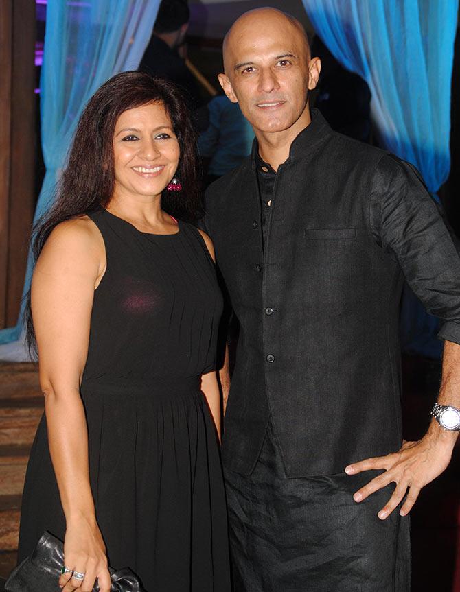 Preeti Mamgain and Rajesh Khera