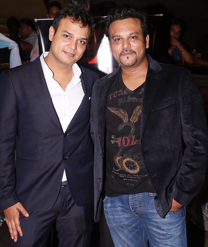 Siddarth and Rahul Kumar Tewary