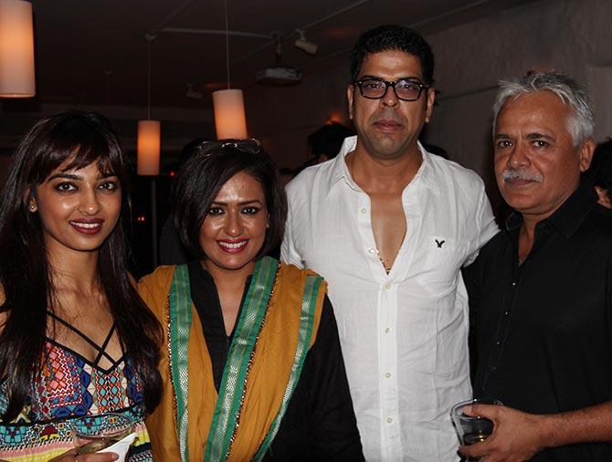 Radhika Apte, Ashwini Kalsekar, Murli Sharma
