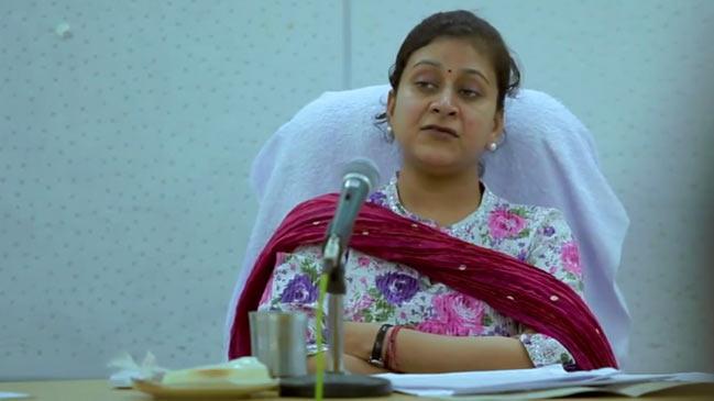 Ritu Maheshwari in Katiyabaaz.