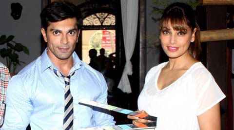 Karan Grover and Bipasha Basu in Alone