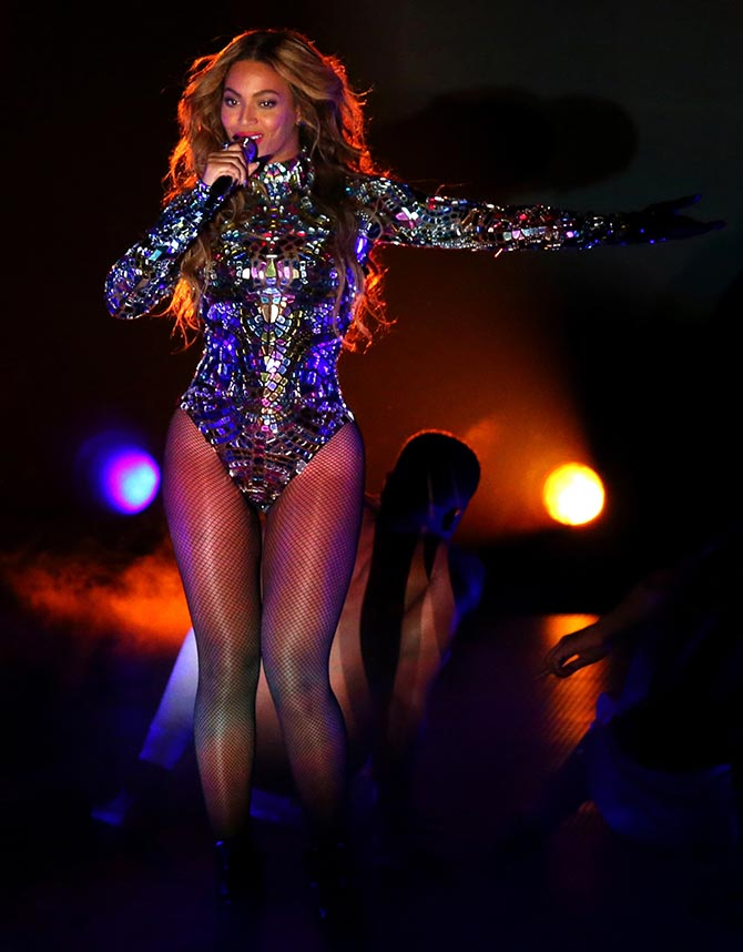 Beyonce tops MTV Video Music Awards 2016 noms