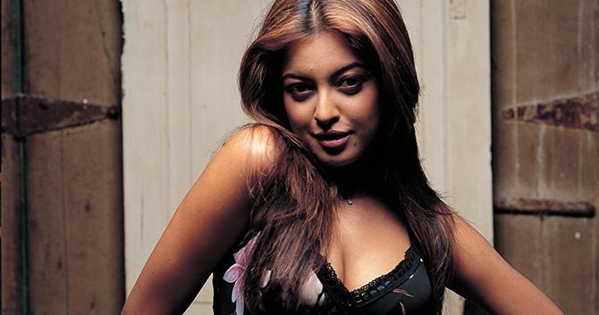 Tanushree Dutta in Chocolate